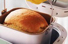 Moulinex: хлебопечка и рецепты домашнего хлеба и выпечки своими силами