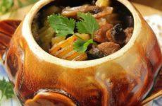 Лучший рецепт вкусного жаркого из свинины с картофелем