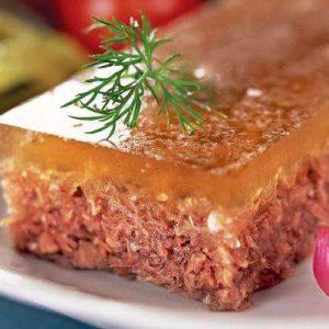 Студень или как варить холодец с желатином и пошаговый рецепт блюда