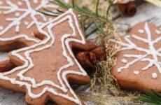 Как приготовить имбирные пряники своими руками на Новый год и Рождество