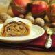 Лакомство люкс или штрудель яблочный и рецепт классический с корицей