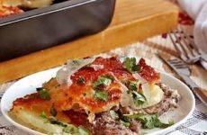 Графское блюдо или мясо по-французски из телятины в духовке с простыми ингредиентами