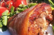 Изысканно: копченая свиная рулька и секреты приготовления блюда