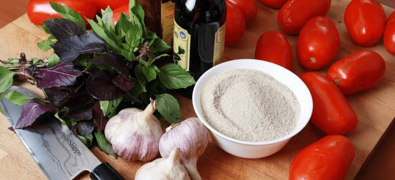 как готовить ароматные вяленые помидоры