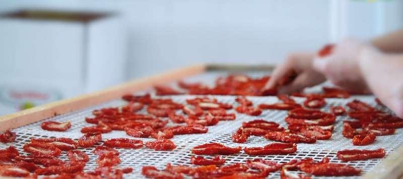вяленые томаты в домашних условиях на зиму