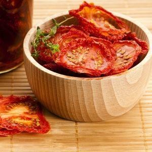 Аппетитные вяленые томаты в масле — польза и вред продукта