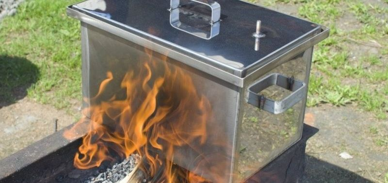 сколько коптить мясо горячего и холодного копчения в домашних условиях