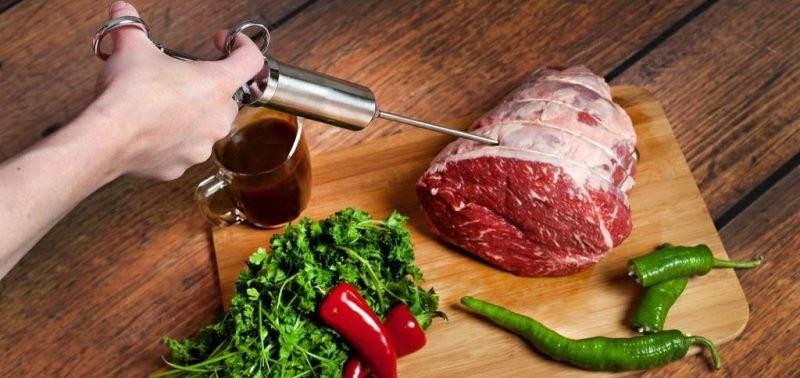 рецепт мокрого посола мяса